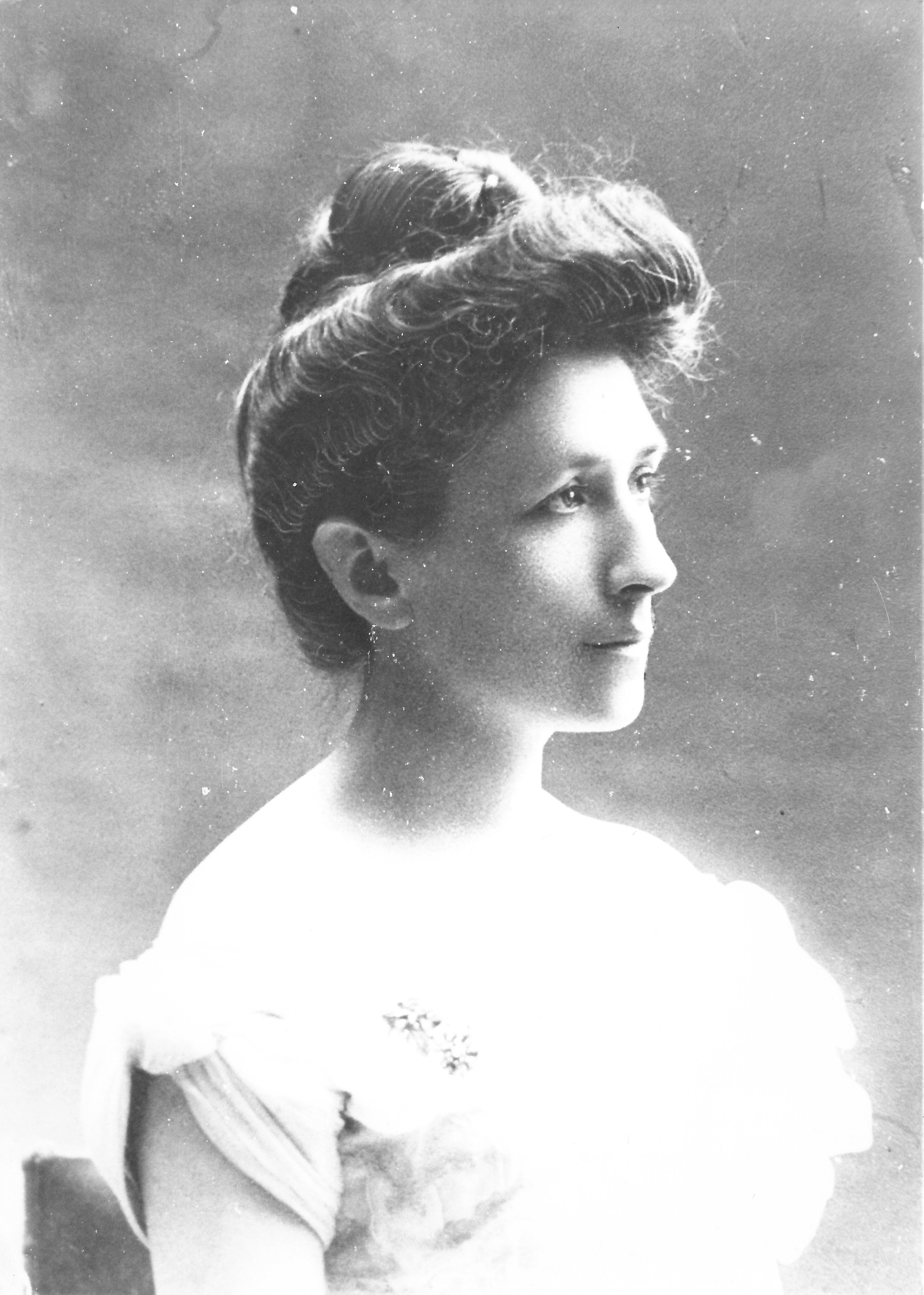 Photo de Louise Verhaegen (1863–1957)