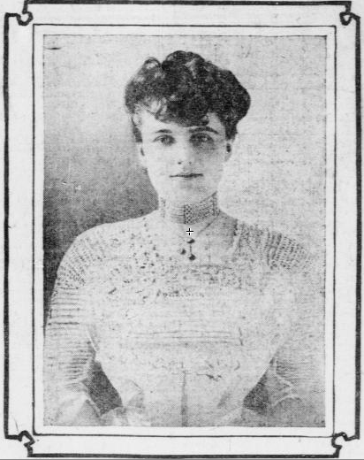 Miss Clayton of Arkansas
